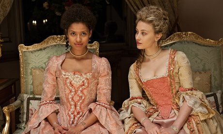 "Gugu Mbatha-Raw in ""Belle"" (2013) by Amma Asante"
